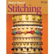"Kalmbach Publishing Book "" Seed Bead Stitching """