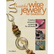 """Kalmbach Publishing Book """" Beautiful Wire Jewelry For Beaders """""""