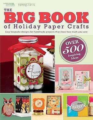 Leisure Arts LA-5558 Big Book of Holiday Paper Crafts