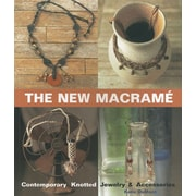 Sterling Publishing LB-2278 Lark Book The New Macrame