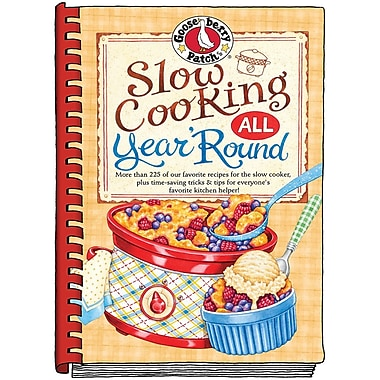 Gooseberry Patch M677P Slow Cooking All Year Round Cook Book