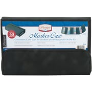 Blue Hills Studio Prestige 60 Piece Marker Case, Black