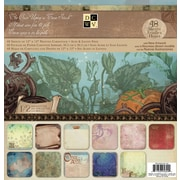 """Diecuts With A View® Once Upon A Time II Paper Stack, 12"""" x 12"""", 48/Pack"""