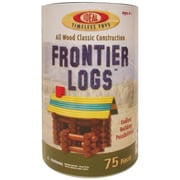 Poof®-Slinky® Frontier Logs, 75/Pack