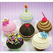 """Quilled Creations Quilling Kit, """"Cupcake Treasure Boxes"""""""