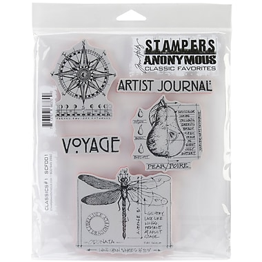 Stampers Anonymous Tim Holtz 7