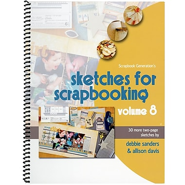Scrapbook Generation Book