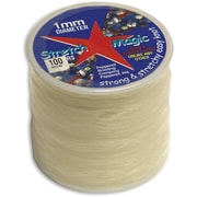 Pepperell SMJ10001 Clear Bead and Jewelry Cord, 1 mm