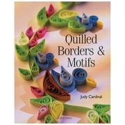 Search Press SP-82085 Quilled Borders and Motifs Book