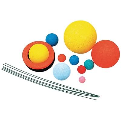 Floracraft® Painted Styrofoam Solar System Kit