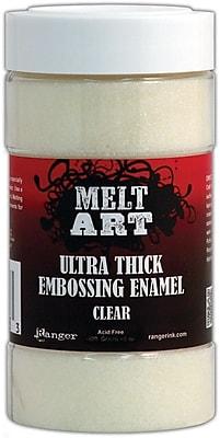 Ranger Melt Art Ultra Thick 8 oz. Embossing Enamel, Clear (SUZ09283)