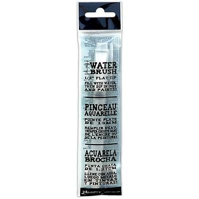 Ranger Tim Holtz® Water Brush With Broad Brush Nib