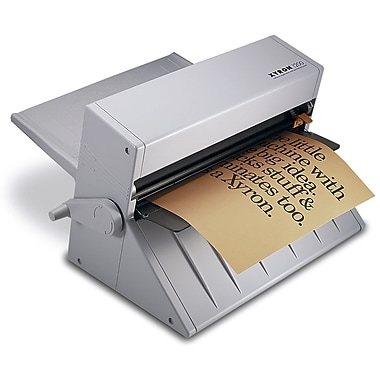 Xyron® Sticker/Laminate Machine With Starter Dual Laminate Cartridge