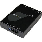 StarTech HDMI Video Over IP Gigabit LAN Ethernet Receiver, Black