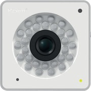 Y-Cam Cube YCW005 Wireless IP Camera with Day/Night, White
