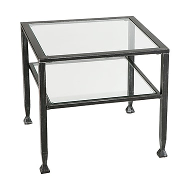 SEI Sleek Bunching Collection Cocktail Table
