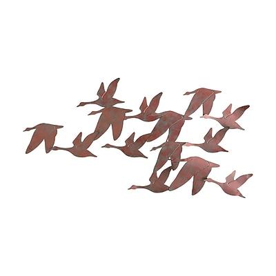 SEI Flock Of Geese Wall Art