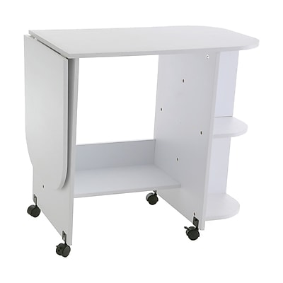 """""SEI 29 1/2"""""""" x 31 1/2"""""""" x 19"""""""" Sewing Table, White"""""" 303674"