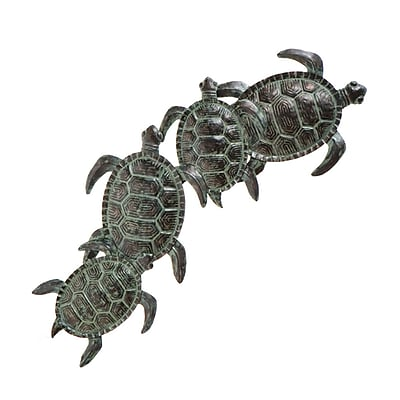 SEI Sea Turtle Wall Art