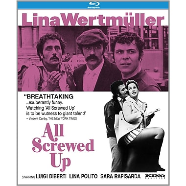 All Screwed Up (DISQUE BLU-RAY)