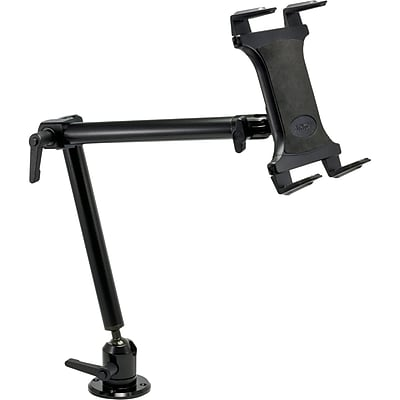 Arkon Heavy-Duty Drill Base Tablet Mount, TAB803, Universal, Black IM1KV6763
