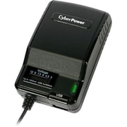 CyberPower® CPUAC1U1300 Universal Power Adapter, 3 - 12 VDC - 1300 mA
