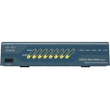 Cisco™ ASA 5500 Series 10-User Firewall Edition Bundle, 10 IPsec VPN peers