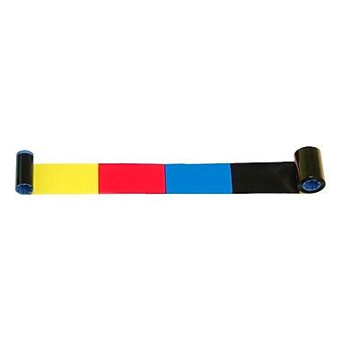 Zebra Technologies Dye Sublimation True Colors Ribbon For Zebra P500 Printer, YMCK