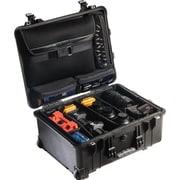 """Pelican 15""""-17"""" 1560SC Studio Case, Black"""