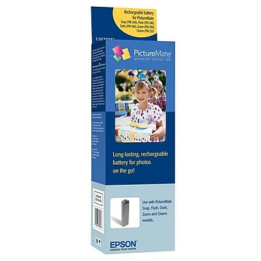 Epson PictureMate 200 Series Battery for PictureMate Flash & Snap Printers