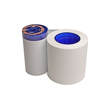 Datacard Dye Sublimation/Thermal Transfer Graphics Monochrome Ribbon Kit For SP75 Printer, White