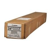 "Canon 255gsm Premium RC Photomatte Paper, Luster, 24""(W) x 100'(L)"