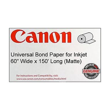 Canon 90gsm Universal Bond Paper, Matte, 60