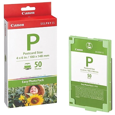 Canon Photo Paper Pack For Canon Selphy ES Series Printers