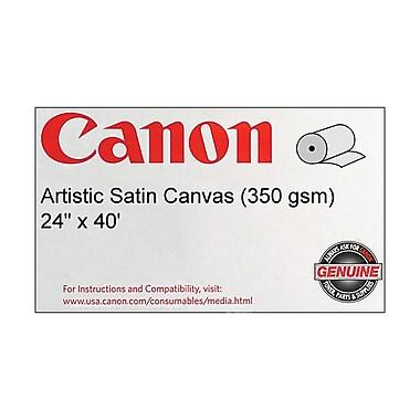Canon 350gsm Artistic Canvas Paper, Satin, 24