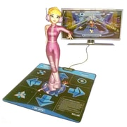 Hyperkin® DDR Game M04616 16 Bit Graphics TV Plug and Amp Play Single Player Dance Pad With 15 Songs
