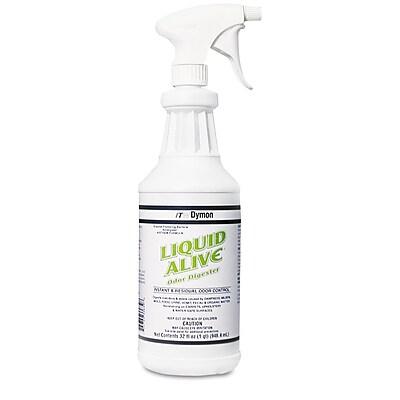 Dymon® Liquid Alive® 32 oz. Odor Digester, 12/Case