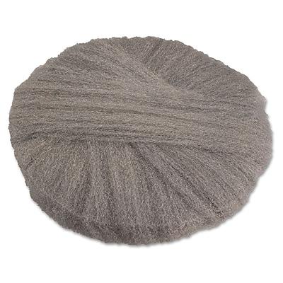 Global Material Radial Steel Wool Pads, 18