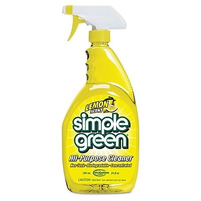 Simple Green®14002 24 oz. Original All-Purpose Cleaner, Lemon