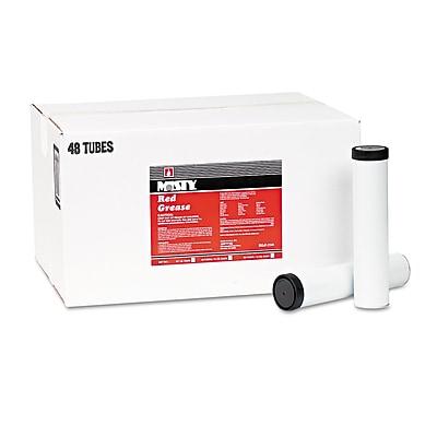 Misty® Amrep Red Grease 48 Tube Grade 2, 14 oz.