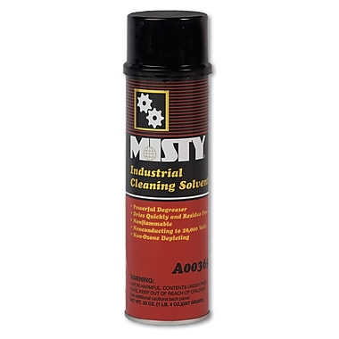 Misty® Amrep A365 20 oz. Industrial Cleaning Solvent