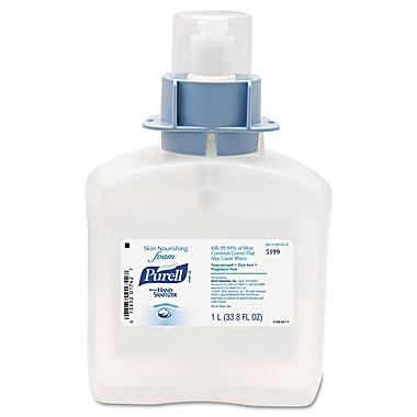 GOJO® Purell® Advanced Skin Nourishing Instant Hand Sanitizer, White, 3/Pack