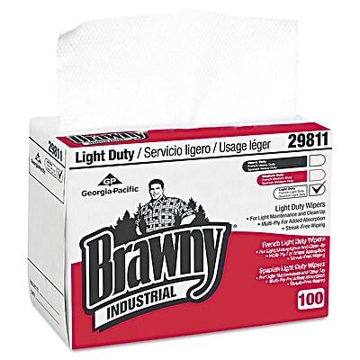Brawny Industrial® Light Duty Wiper