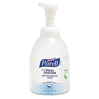 GOJO® Purell® Advanced Skin Nourishing Instant Hand Sanitizer, Clear, 4/Pack