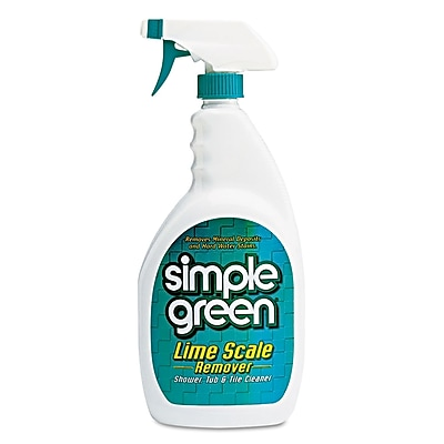 Simple Green® 50032 32 oz. Lime Scale Remover & Deodorizer, Wintergreen
