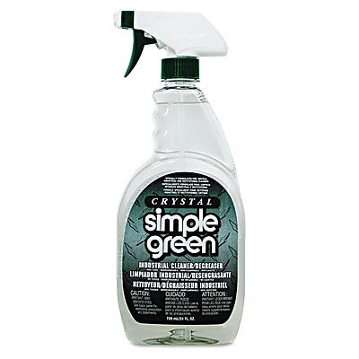 Simple Green® All-Purpose Industrial Cleaner Degreaser, 24 oz, 12/Case