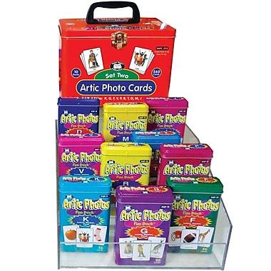 Super Duper® Artic Photos Fun Decks® Combo Card Set 2