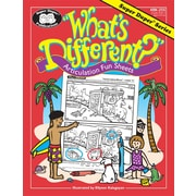 Super Duper® What's Different? Book, Grades PreK-5