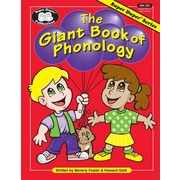 Super Duper® Giant Book of Phonology