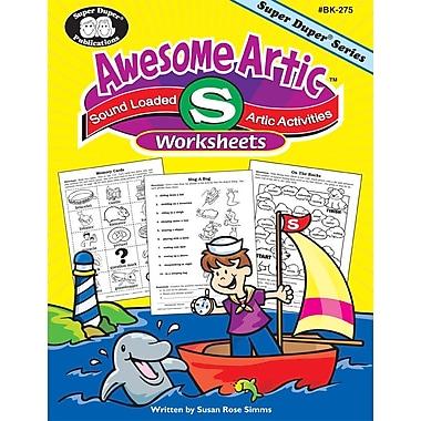 Super Duper® Awesome Artic® S Fun Sheets Book